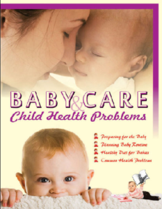 baby care and child health problems